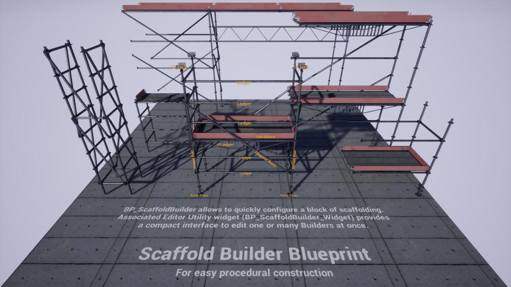 Scaffold Builder blueprint